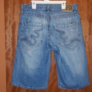 Ecko Unlimited Shorts - 💯ECKO UNLIMITED MEN'S JEAN SHORTS